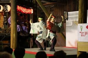 佐原囃子手踊り
